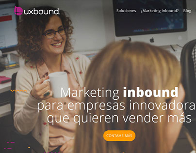 Uxbound identity and web
