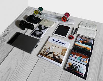 Photography class portfolio (UNI)