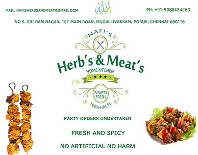 Herb's & Meats