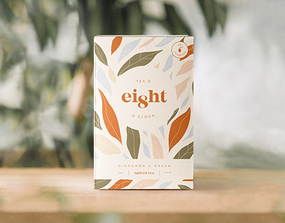 Tea @ Ei8ht Branding