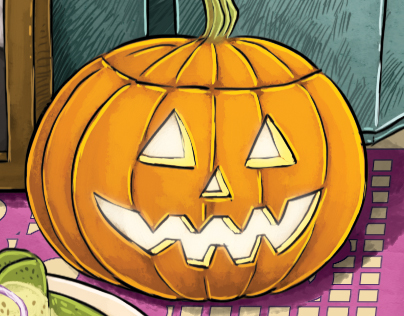 Halloween + Día de Muertos - Pequeños Consumidores