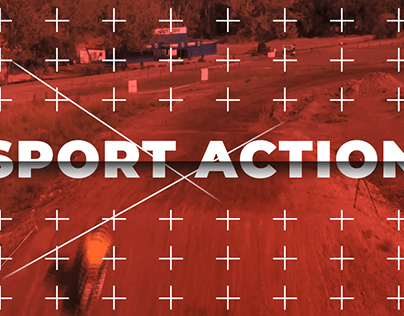 SPORT ACTION PROMO WITH AFTER EFFECTS