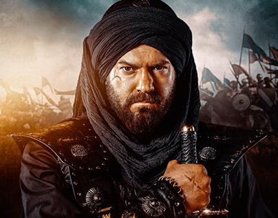 SAIF ALLAH | TV series Branding & Packaging