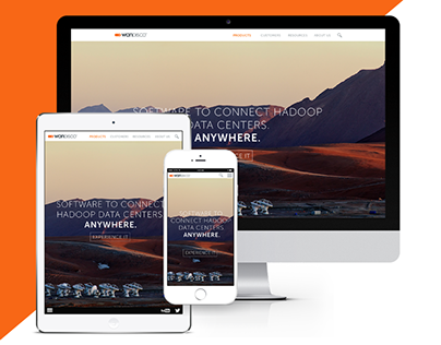 WANdisco Website 2015