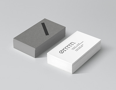 Omm, Concept store - Visual Identity
