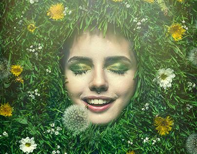 """Beauty of Seasons. Spring"""