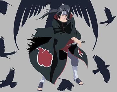 Naruto Shippuden-Itachi Uchiha