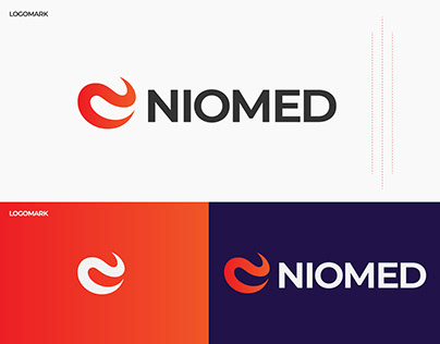 NIOMED Logo Design