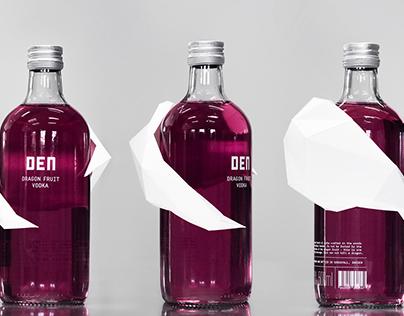DEN - Dragon Fruit Vodka