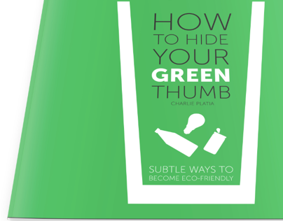 How to Hide Your Green Thumb | Coffee Table Book