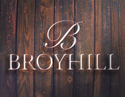 Broyhill Branding