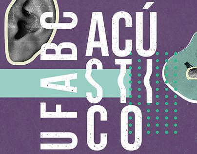 Edição de vídeos - UFABC Acústico