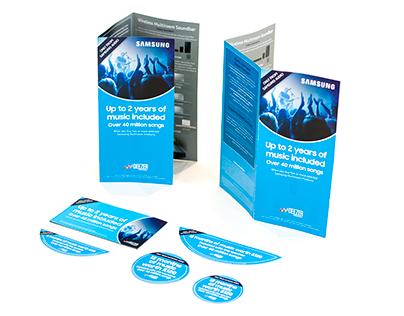 Samsung Deezer+ Promotion