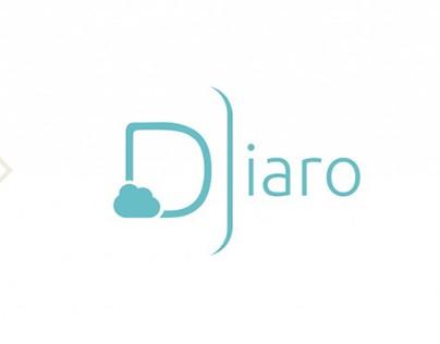 Diaro app facelift