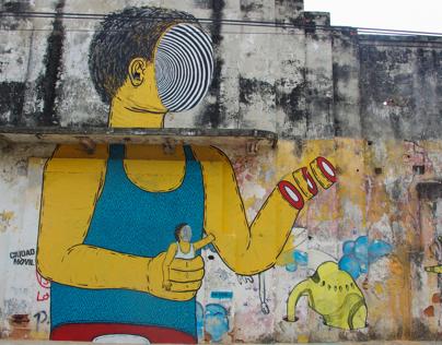 STREET- art - Ricardo Muñoz Izquierdo