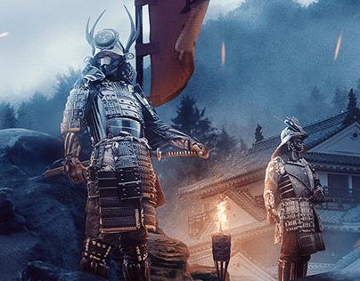The last samurai guard