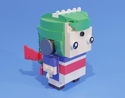Lego Tama - Gintama