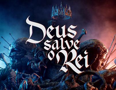 """3d Assets for """"God Save the King"""" Soap Novel"""