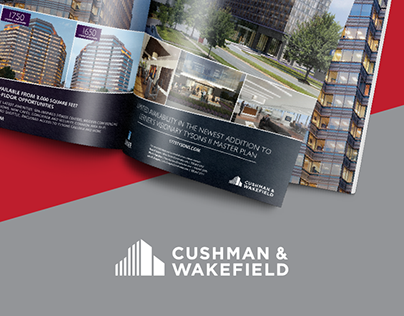 Cushman & Wakefield Naiop Magazine Ads