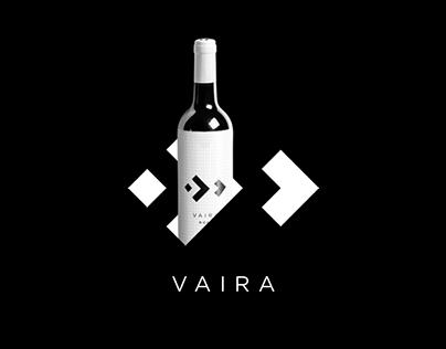 VAIRA - Logo Designing & Packaging