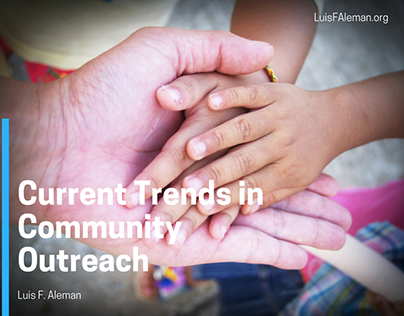 Current Trends in Community Outreach