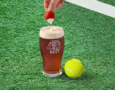Caledonia Best- Wimbledon
