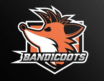 Bandicoots - Rocket League Team Logo
