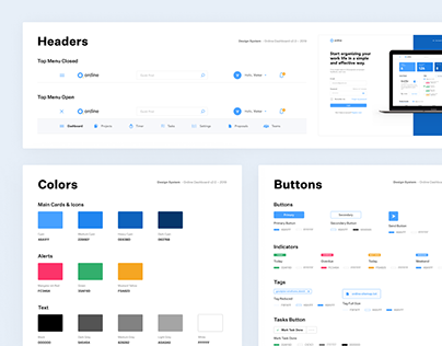 Ordine Design System