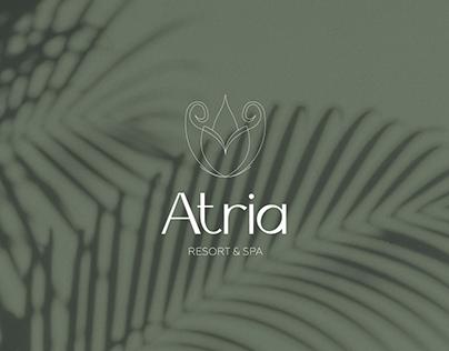 Atria Resort & SPA Logo