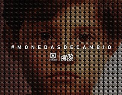 #MonedasdeCambio