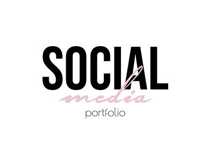Social Media Portfolio