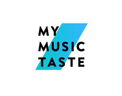 MyMusicTaste_Visual Identity