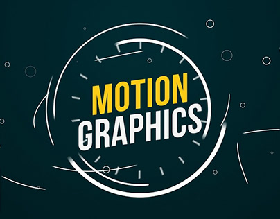 Motion Graphics Animations/ Banners