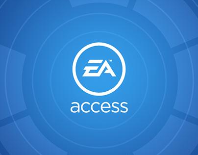 EA Access and Origin Access brand redesign exploration