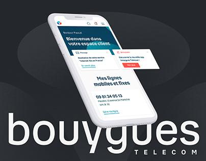 Telecom redesign