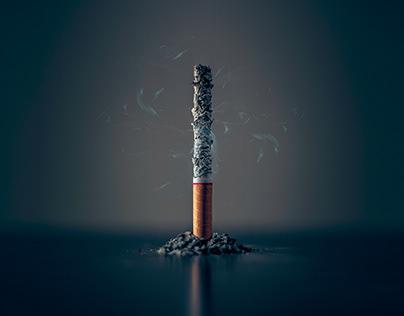 Don't Stop Smoking - Social Campaign