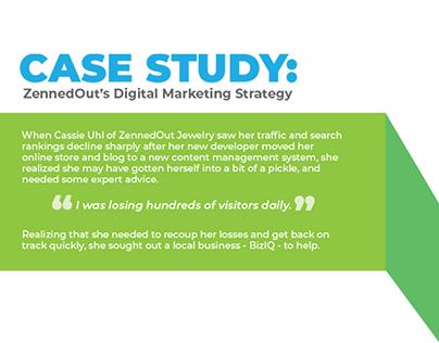 Case Study: ZennedOut's Digital Marketing Strategy