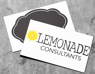 Lemonade Consultants Logo Design