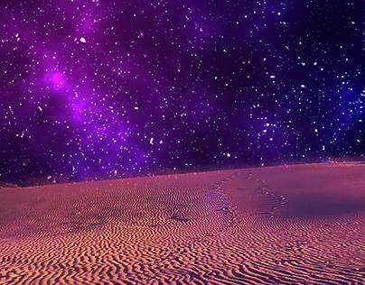 Sand Nebula