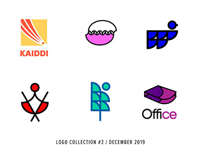 LOGO COLLECTION #2 / DECEMBER 2019