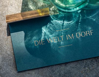 Antikes Flucher – Die Welt im Dorf.