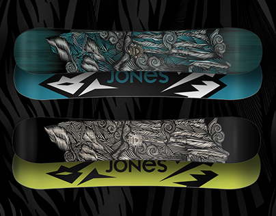 Jones Snowboards 15/16