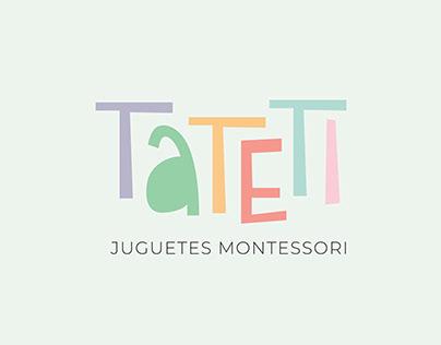 TATETI - Juguetes Montessori
