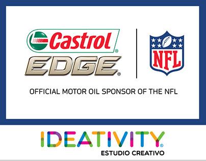 Castrol • Visibility Corporativo • Licencia NFL