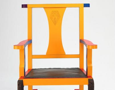 Six Colors Chair   六面椅 (补丁计划)