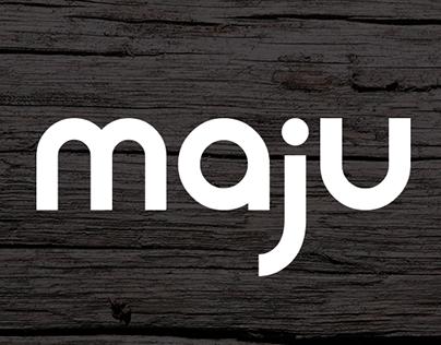 MAJU - Brand identity