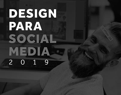 DESIGN PARA SOCIAL MEDIA - 2019
