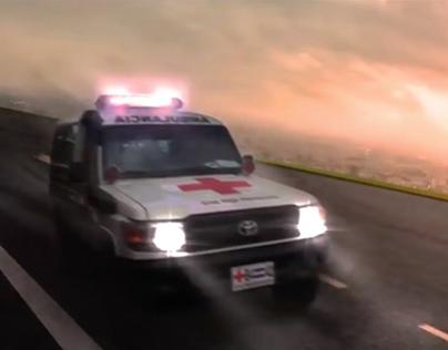 Animación 2D - Cruz Roja