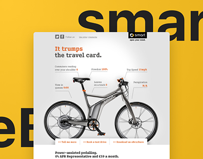 SMART Newsletter Design