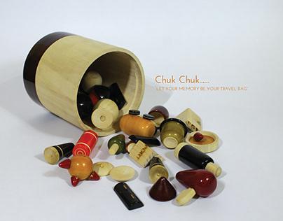 Chuk Chuk : Recreate your travel memories.